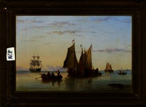 Henry Redmore - Fishing Boats and other V..