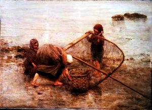 Robert Mcgregor - Scottish fisherfolk
