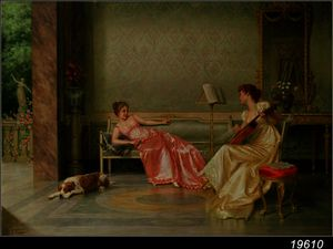 Vittorio Reggianini - A musical interlude