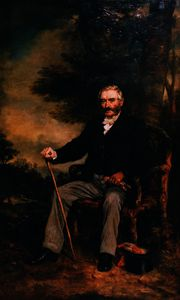 Francis Grant - Sir Andrew Orr of Harvieston and Castle Campbell, Lord Provost of Glasgow