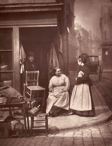 John Thomson - Old Furniture from the album S..