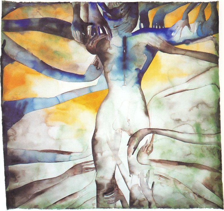 Obr by Francesco Clemente | Art Reproduction | ArtsDot.com