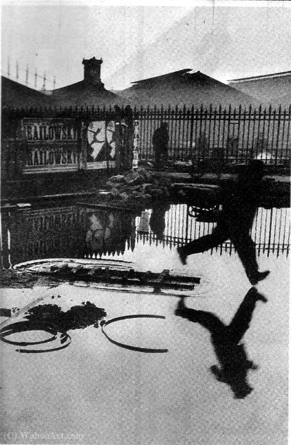 Untitled (136) by Henri Cartier-Bresson
