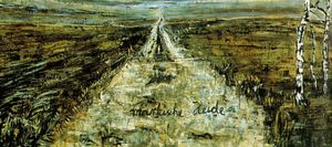 Anselm Kiefer - March heath, (260 Kb)_ Oil, ac..