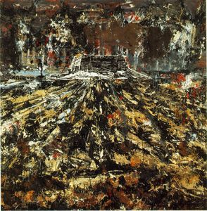 Anselm Kiefer - Untitled (210)