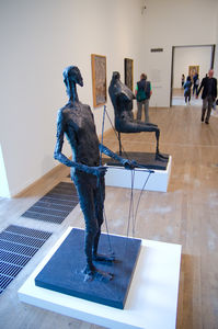 Germaine Richier - Diabolo and water