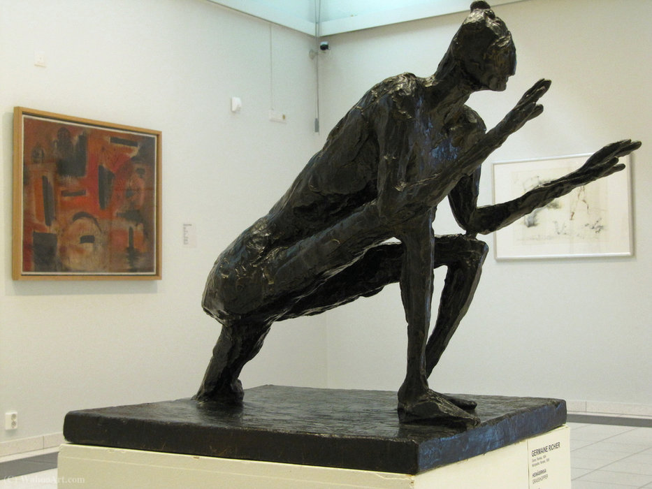 Grasshopper, (1956) by Germaine Richier (1902-1959)
