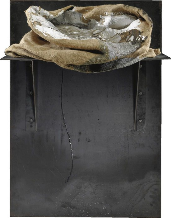Untitled (624) by Jannis Kounellis (1936-2017, Greece)