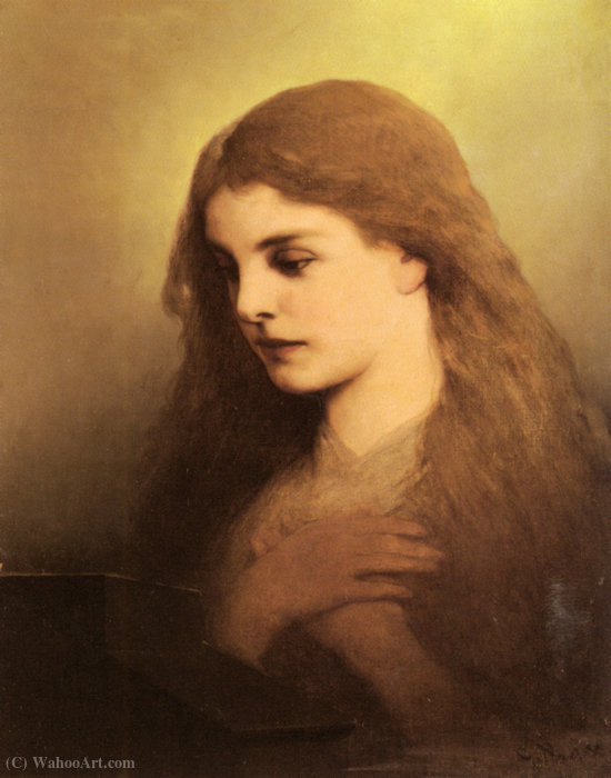 In love by Gabriel Cornelius Ritter Von Max