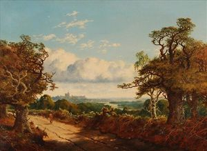 Edward H. Niemann - Egham lane, near coopers ..