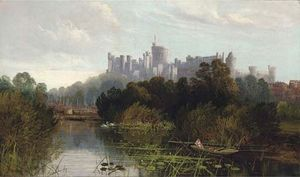 Edward H. Niemann - Windsor castle