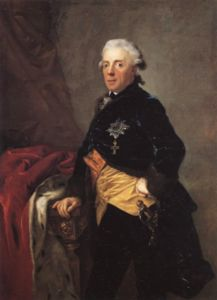 Anton Graff - Prince Henry of Prussia