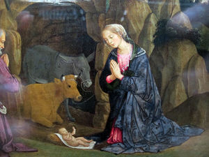 Antoniazzo Romano - Nativity