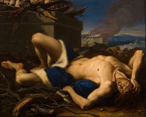Antonio Balestra - The Death of Abel