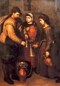 Antonio De Puga - The oil merchant
