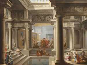 Dirck Van Delen - Pool of Bethesda