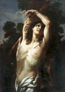 Giacinto Brandi - The Martyrdom of St. Sebastian..
