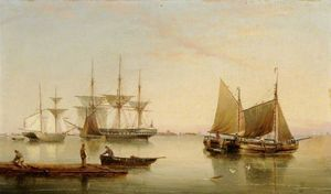 Henry Redmore - The Humber and Spurn Poin..