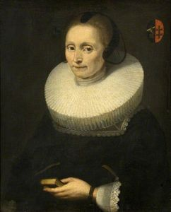 Jan Antonisz Van Ravesteyn - Portrait of a Lady