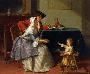 Jean Carolus - Baby's first steps