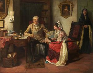 John Bagnold Burgess - An irritable appeal