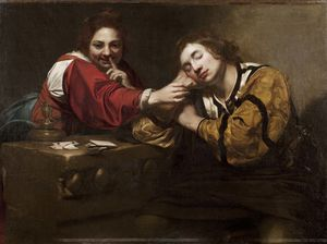 Nicolas Régnier - Sleeper Awakened by a Young Wo..