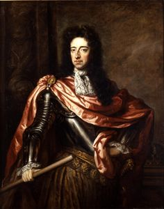 Godfrey Kneller - Portrait of King William ..