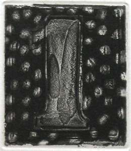 Number by Jasper Johns