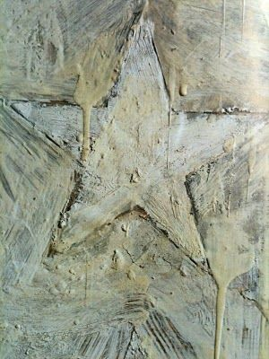 Star by Jasper Johns