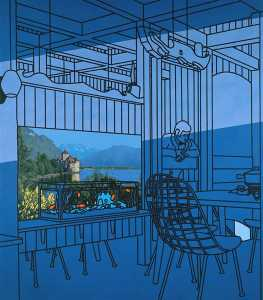 Patrick Caulfield - After lunch