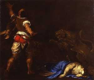 Francesco Del Cairo - The Martyrdom of Saint Eu..