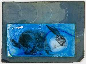 Joseph Cornell - Untitled (rabbit)