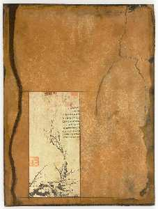 Joseph Cornell - Untitled (Plum Blossoms, ..