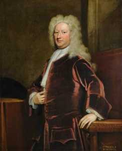 Godfrey Kneller - Governor Harrison