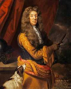 Godfrey Kneller - Lord Charles Murray, 1st ..