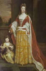 Godfrey Kneller - Jemima, Duchess of Kent, ..