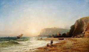 James Francis Danby - Hastings