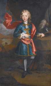 John Closterman - Portrait of Guilford Kill..