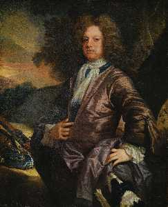 John Closterman - Portrait of William Paul ..