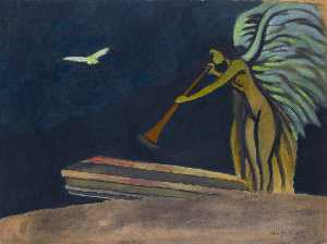 Leon Spilliaert - Resurrection