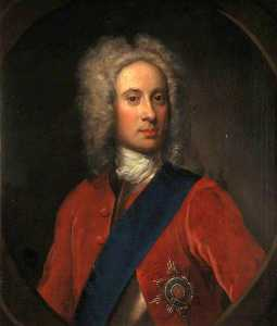 William Aikman - John Campbell, 2nd Duke of Argyll and Greenwich, Soldier and Statesman