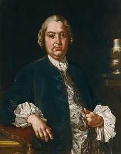 Giuseppe Bonito - Portrait of the Composer ..