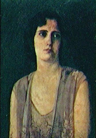 Portrait of a lady by Alfredo Andersen (1869-1935) | Museum Quality Reproductions | ArtsDot.com