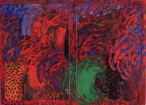 Howard Hodgkin - When did we go to Morocco