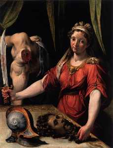 Lorenzo Sabatini - Judith with the Head of Holofernes