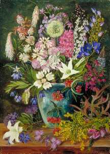 Marianne North - Wild Flowers of Albany, West Australia