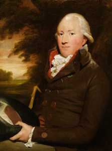 Henry Raeburn - Charles Gordon of Buthlaw, Lonmay and Cairness (1747–1797)