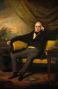 Henry Raeburn Dobson - John Campbell (1762–1834), 1st Marquess of Breadalbane, Soldier and Statesman