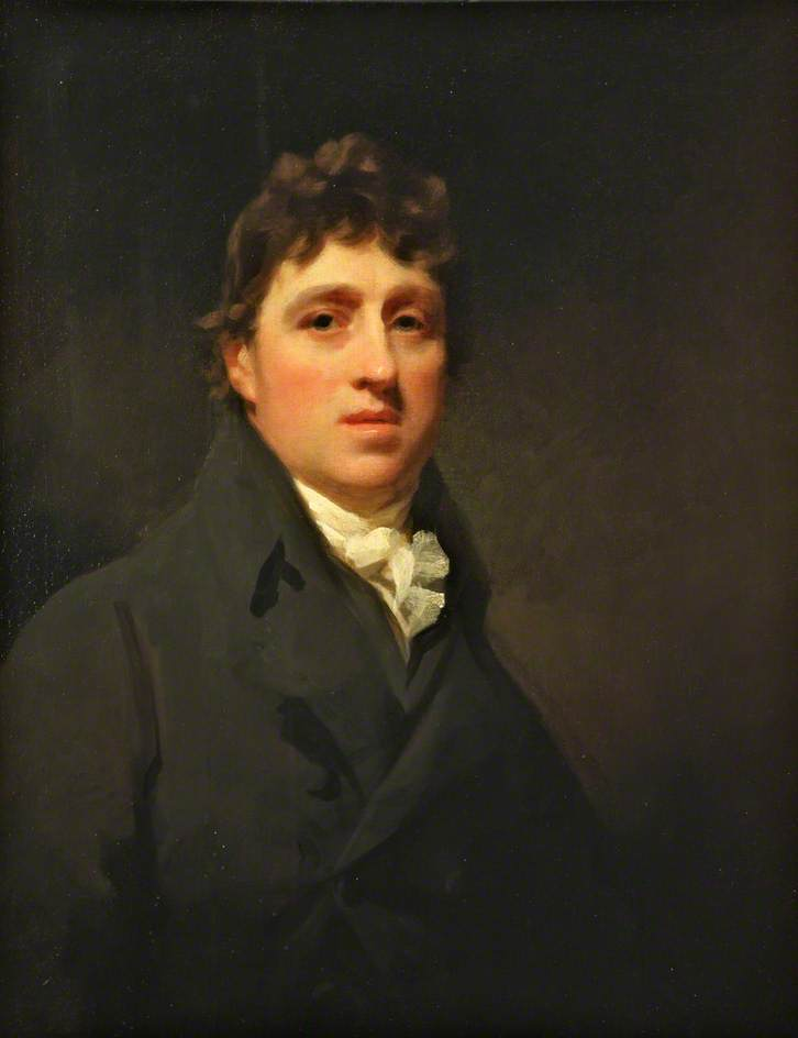 Thomas Telford (1757–1834), 1803 by Henry Raeburn (1756-1823, United Kingdom) | Museum Art Reproductions | ArtsDot.com