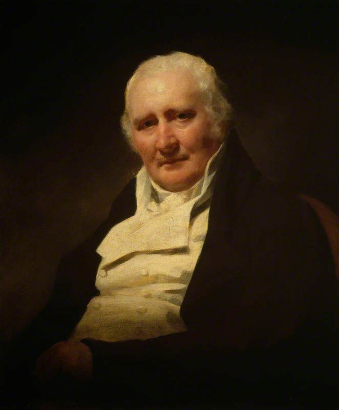 John Wauchope (1751–1828), 1818 by Henry Raeburn (1756-1823, United Kingdom) | Museum Quality Reproductions | ArtsDot.com